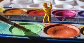 Figuras en miniatura, una nueva forma de hacer arte